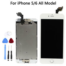 Lot Touch Screen Glass Digitizer&LCD Full Assembly for iPhone 5 5c 5s 6/6s Plus