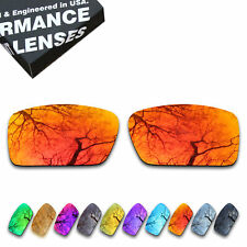 TAN Polarized Lenses Replacement for-Oakley Gascan Sunglasses