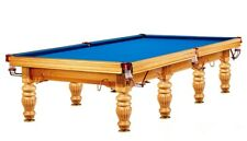 Dynamic Prince 12ft Ash Slate Bed Snooker Table  - Free Del and Installation NEW
