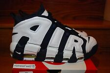 "2016 Nike Air More Uptempo ""Olympic"" 414962-104 GS & MEN Size: 4y-15"