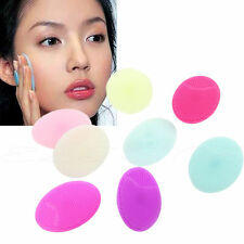 Practical Silicone Wash Pad Face Blackhead Facial Cleansing Brush Skin Care Tool