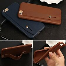 New Ultra thin Soft PU Leather Case Stand Cover Skin For Apple iPhone 6 6s Plus