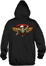 Powell Peralta - 40th Anniversary Winged Ripper Hoodie Black