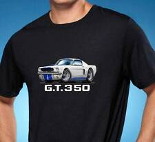 1965 1966 Shelby GT350 Mustang Muscle Car Tshirt NEW FREE SHIPPING