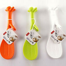 Durable Kitchen Squirrel Shape Rice Paddle Scoop Spoon Ladle Novelty Gadget