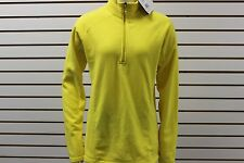Women's Marmot 100 Wt Fleece Rocklin 1/2 Zip Sunlight 88990 Brand New With Tag