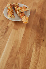 Oak Wooden Worktops - Solid Wood Timber Work Surfaces, In All Popular Sizes