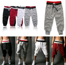 Sport Gym Training Casual Shorts Pants Running Trousers Jogging Dance Men's