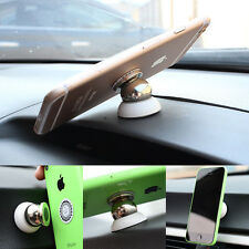 Universal Magnetic Car Mount Kit Sticky Stand Holder For Mobile Cell Phone T
