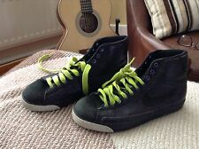 NIKE BLAZER HIGH PREMIUM GENUINE COLLECTABLE HITOP TRAINERS Size UK 7.5