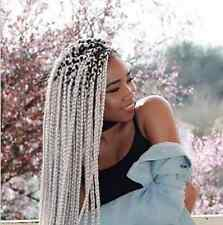 "Spring torsional braid wig-crochet bulk braiding hair Box Braid Hair 24 "" 60cm"