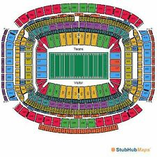 Houston Texans vs San Diego Chargers tickets (Houston)  FRONT ROW!!