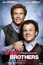 Step Brothers 8x10 11x17 16x20 24x36 27x40 Movie Poster Will Ferrell Reilly A