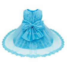 Flower Toddler Baby Girl Dress Kids Party Pageant Princess Dresses Christmas