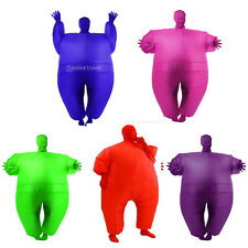 Inflatable Chub Suit Fancy Dress Full Body Costume Adult Hen Stag Night Jumpsuit