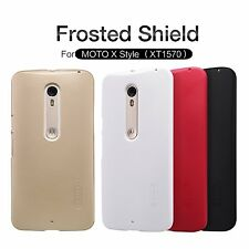 Nillkin Super Frosted Shield Hard Case Cover for Motorola Moto X Style XT1570
