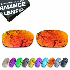 TAN Polarized Lenses Replacement for-Oakley Fives Squared(4+1)² Sunglasses