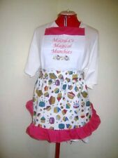 PERSONALISED LADIES CUPCAKE by... APRON Avaiable all sizes & colors  Many Prints
