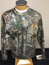 Scent-Lok Adult Men's Realtree Xtra Baseslayer Lightweight Long Sleeve Top