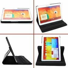 360° Leather Case Cover Stand For Samsung Galaxy Note 10.1 2014 Edition SM-P600
