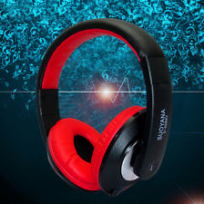 3.5mm Gaming Headset Headphone with Mic For Computer Laptop PC Black