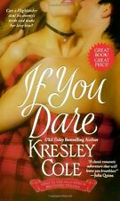 USED (VG) If You Dare (The MacCarrick Brothers, Book 1) by Kresley Cole