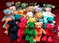 Authentic Collectible State Quarter Bears by Timeless Toys Many Different States