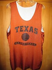 Texas Longhorns Reversible Basketball Practice Jersey~Champs Sports~1XL