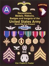 USED (GD) Decorations, Medals, Ribbons, Badges and Insignia of the United States