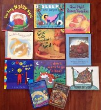 Bedtime book lot (9) Otto goes to Bed~Sleep is for Everyone~Ready for Bed~Noisy