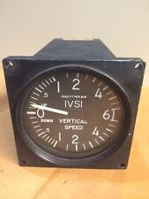 SLZ9158 VERTICAL SPEED INDICATOR D6HLR AUTOMATED SPECIALTIES INC.