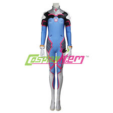 Overwatch Cosplay Overwatch OW D.VA Jumpsuit Zentai Suit Uniform Cosplay Costume