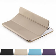 New Smart Magnetic Leather Stand Slim Case Cover for Apple iPad 2 3 4 Air Mini