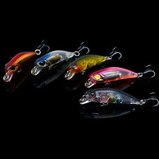 1PCS 2.8g Artificial Plastic Floating Crank Bait fishing lures Fish Bait Tackle
