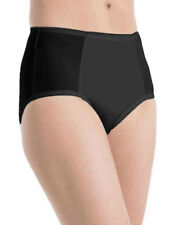 Slenderella Black Control Brief SBF70