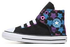 Converse CT AS EASY HI, Black/Pink TODDLER SIZE: 9 and 10  New - Free Shipping