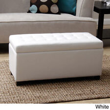 Malm Storage Bench Living Room Bedroom Furniture Ottoman Coffee Table Bed