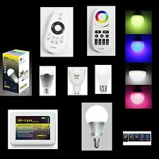 Milight 2.4G E27 6W RGB Warm White RGBWW LED Light Home Bulb Wireless Dimmable