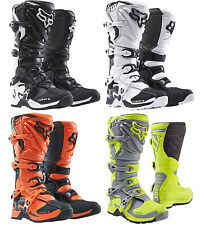 FOX 2017 Comp 5 MX Riding Boots Adult Mens Sizes 16448 Motocross/Offroad/MX/ATV