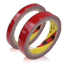 3M Strong Permanent Double Sided Super Self Adhesive Sticky Tape Roll Adhesive
