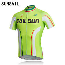 Cycling Jersey Short Sleeve Bike Clothing Breathable Comfortable Bicycle Shirt