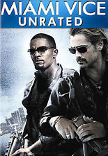 Miami Vice (DVD, 2006, Unrated; Director's Edition; Anamorphic Widescreen) (H19)