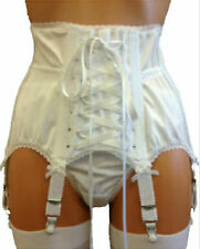 MARKETA Luxury Cincher/Waspie Boned, Suspender Belt/Garter Belt