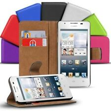 Book Flip for Huawei G510 Mobile Phone Case Flip Cover Wallet Pouch