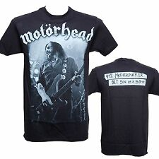 MOTORHEAD - LEMMY PHOTO 49-51 - Official T-Shirt - Heavy Metal - New S M L XL