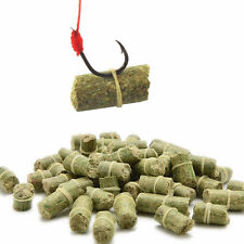 2/3/4/5 Bags / Lot Green Fishing Baits Smell Grass Carp Baits Fishing Lures JC