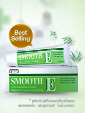 SMOOTH E Cream Anti aging Reduce Wrinkles Scars with Aloe Vera Vitamin E