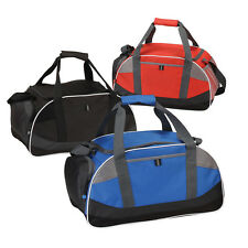 Gym Game Sports Athletic Duffle with Mesh Pocket for Water Bottle - AP9052