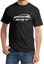 2011-16 Jeep Grand Cherokee SRT SRT8 Outline Design Tshirt NEW FREE SHIP