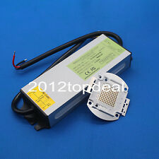 100W Infrared IR 850NM 940NM 730NM High Power LED+100W 15-20V Waterproof Driver